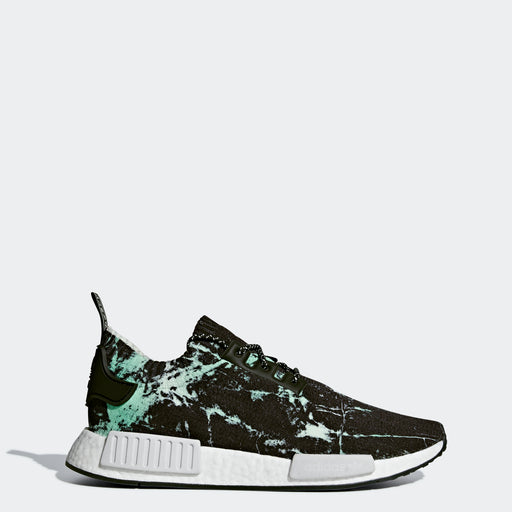68554ceaf Men s adidas Originals NMD R1 Primeknit Shoes Green Marble