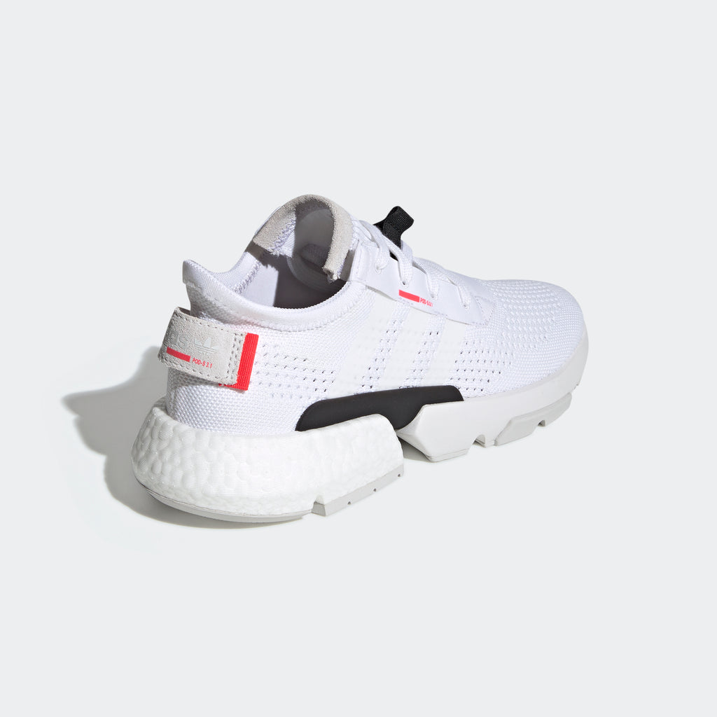 Men's adidas Originals POD-S3.1 Shoes White Red