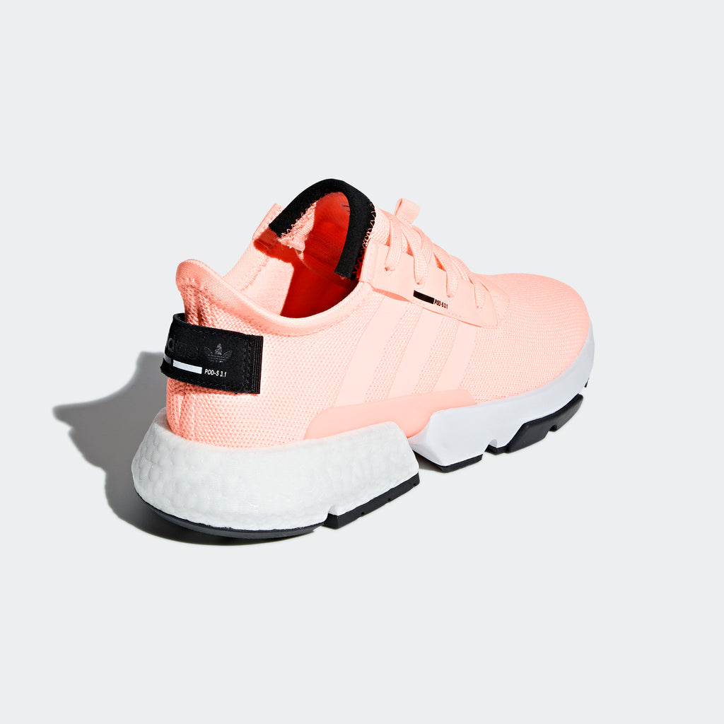 Men's adidas Originals POD-S3.1 Shoes Clear Orange