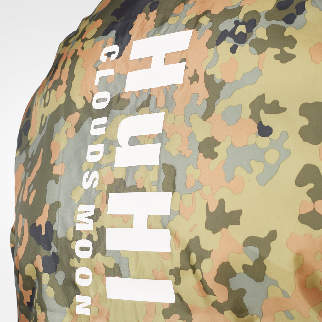 Men's adidas Originals Pharrell Wiliams Hu Hiking SST Reversible Camo Jacket
