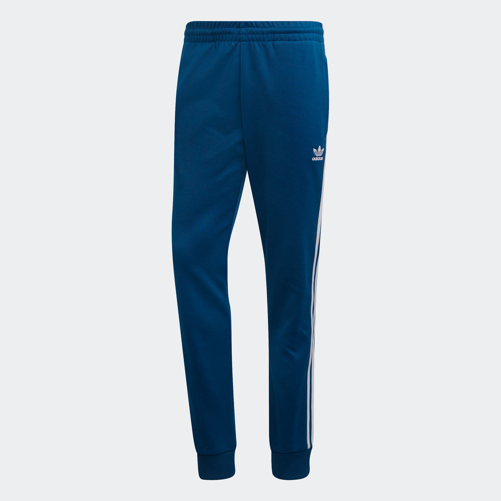 Men's adidas Originals SST Track Pants Legend Marine
