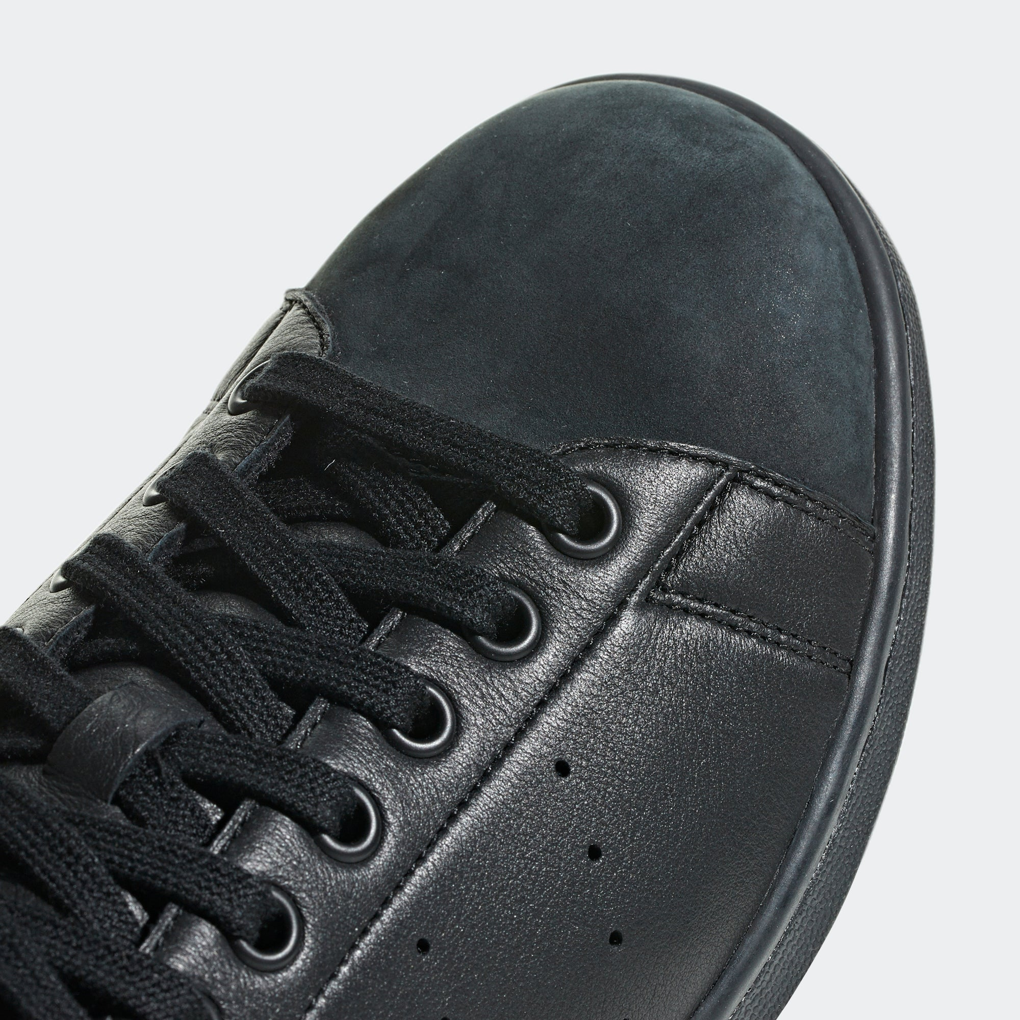 meilleur service cbabe b95d6 adidas Stan Smith Shoes Triple Black B37922 | Chicago City ...