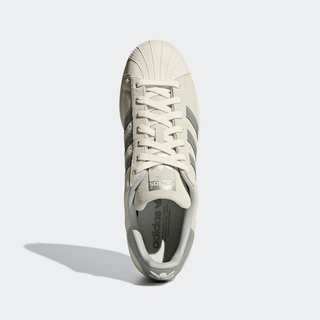 Men's adidas Originals Superstar Shoes Off White