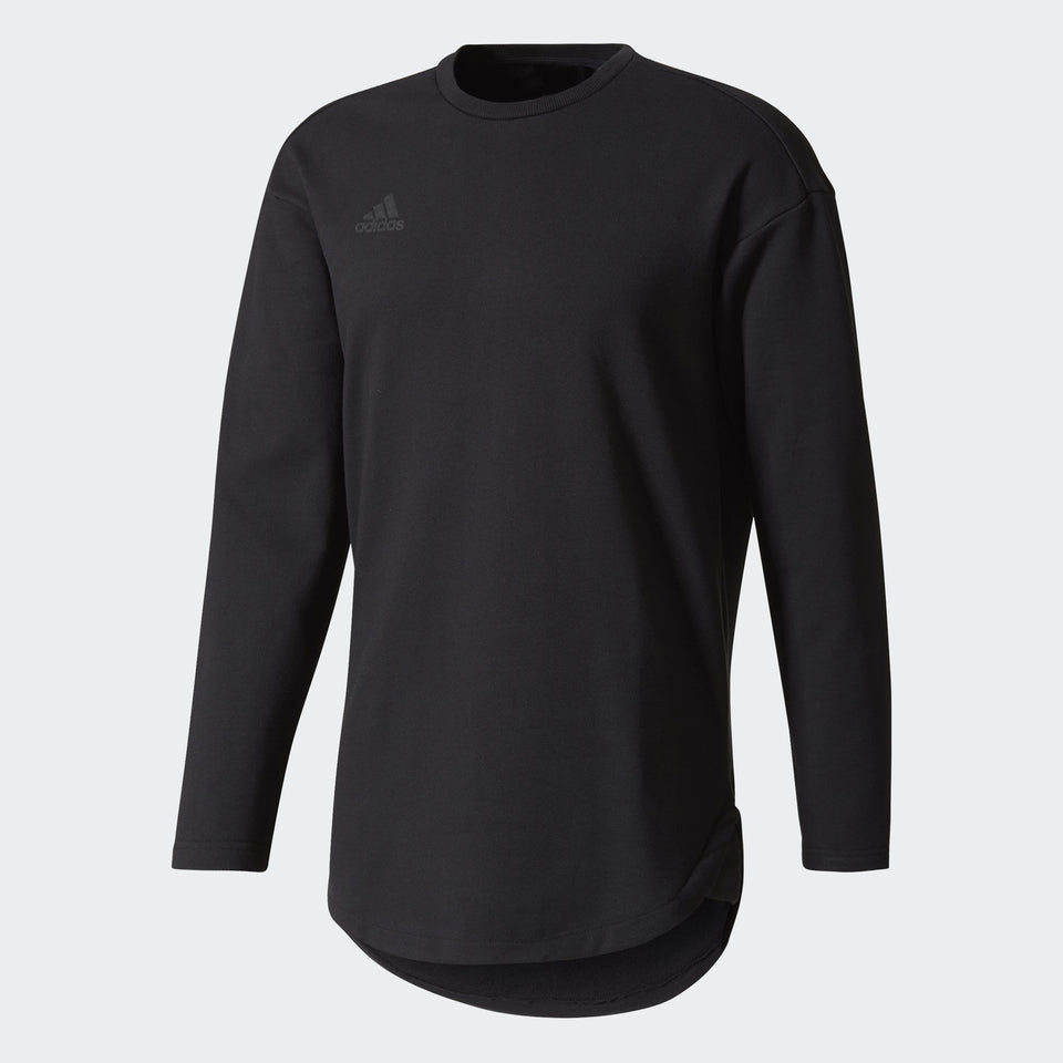 Men's adidas Originals Tango Future Sweatshirt Black
