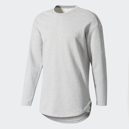 Men's adidas Originals Tango Future Sweatshirt Gray