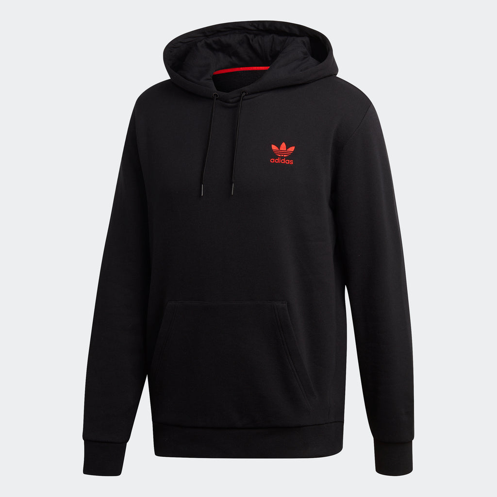 Men's adidas Originals Cards Hoodie Black