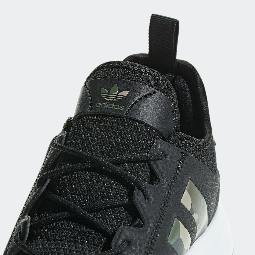 Men's adidas Originals X_PLR Shoes Black Camo