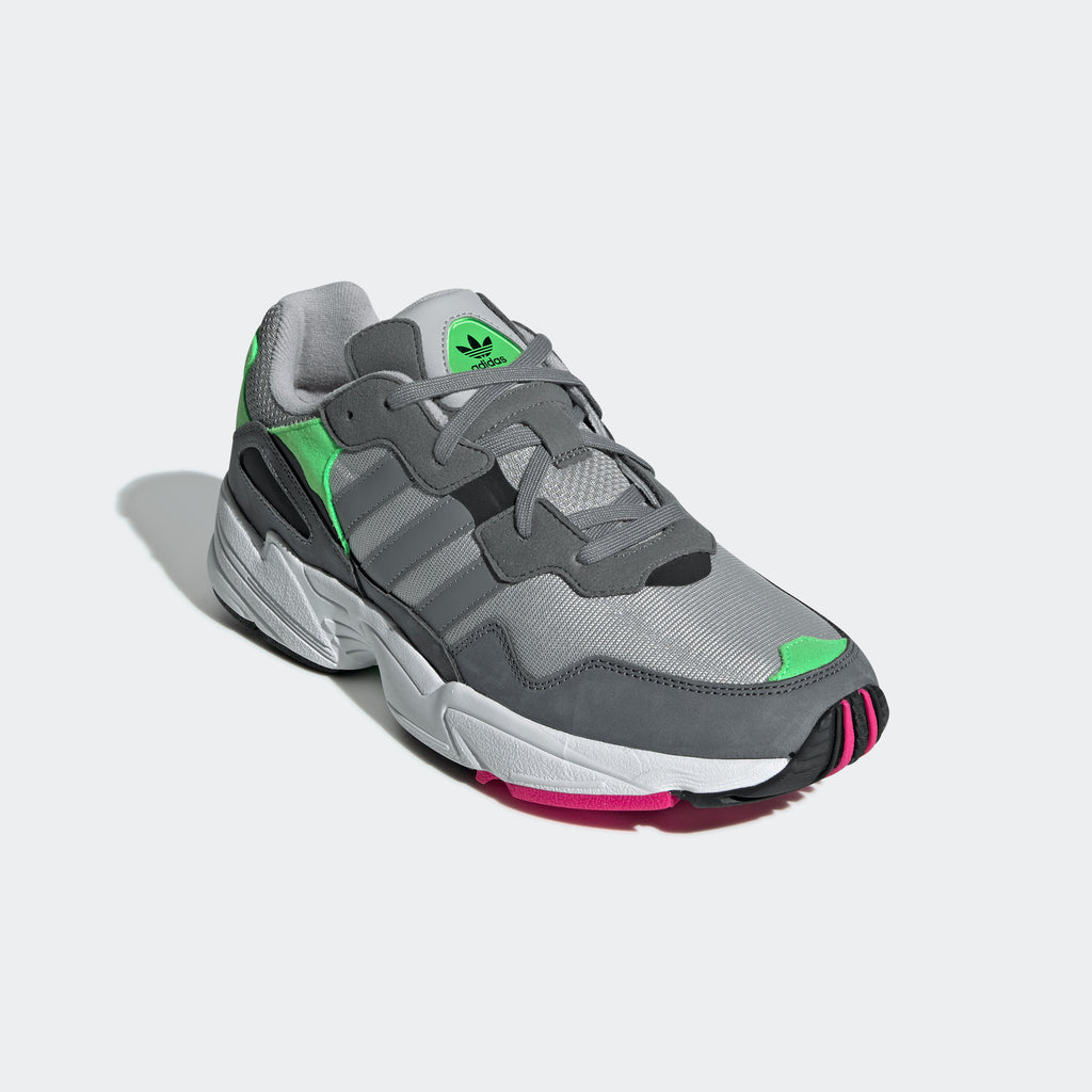 Men's adidas Originals Yung-96 Shoes Grey