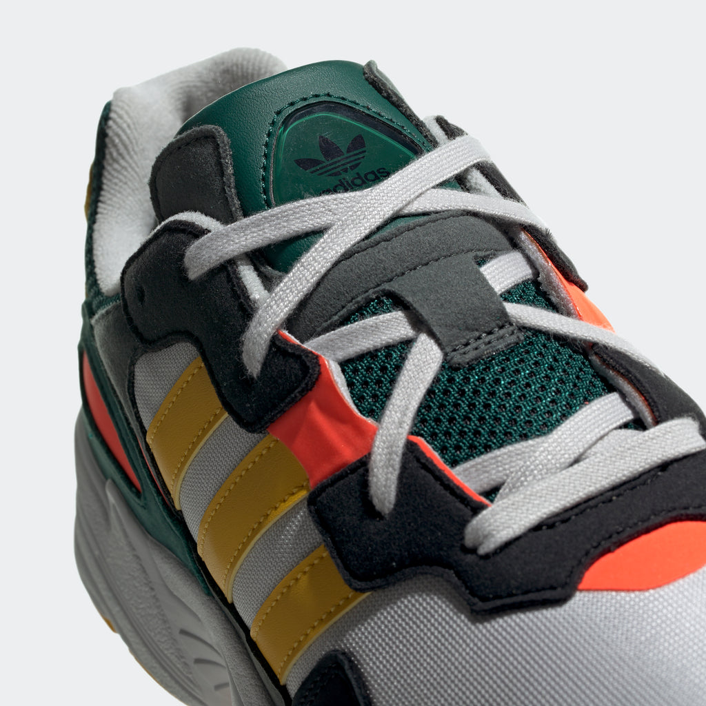 Men's adidas Originals Yung-96 Shoes Grey One