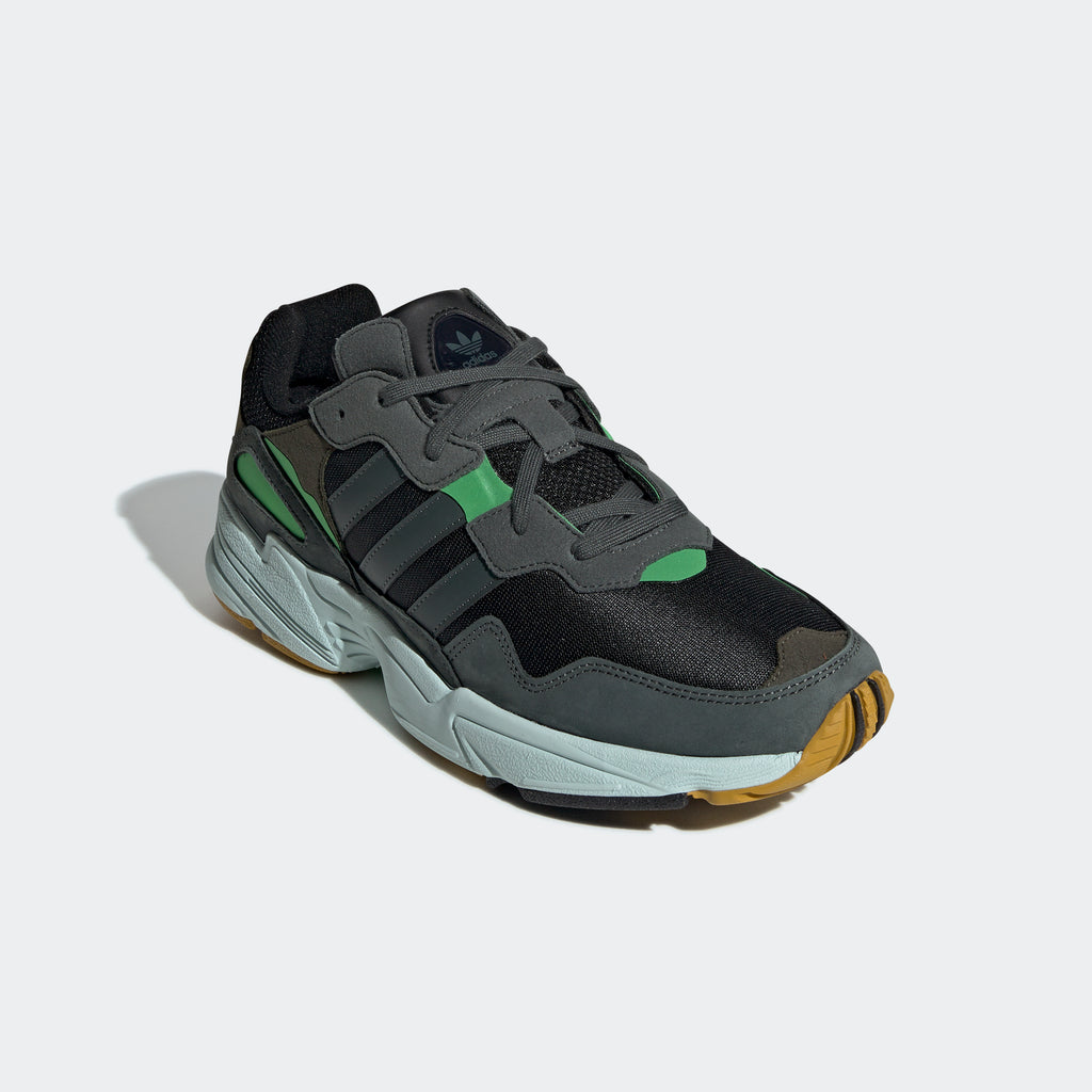 Men's adidas Originals Yung-96 Shoes Legend Ivy