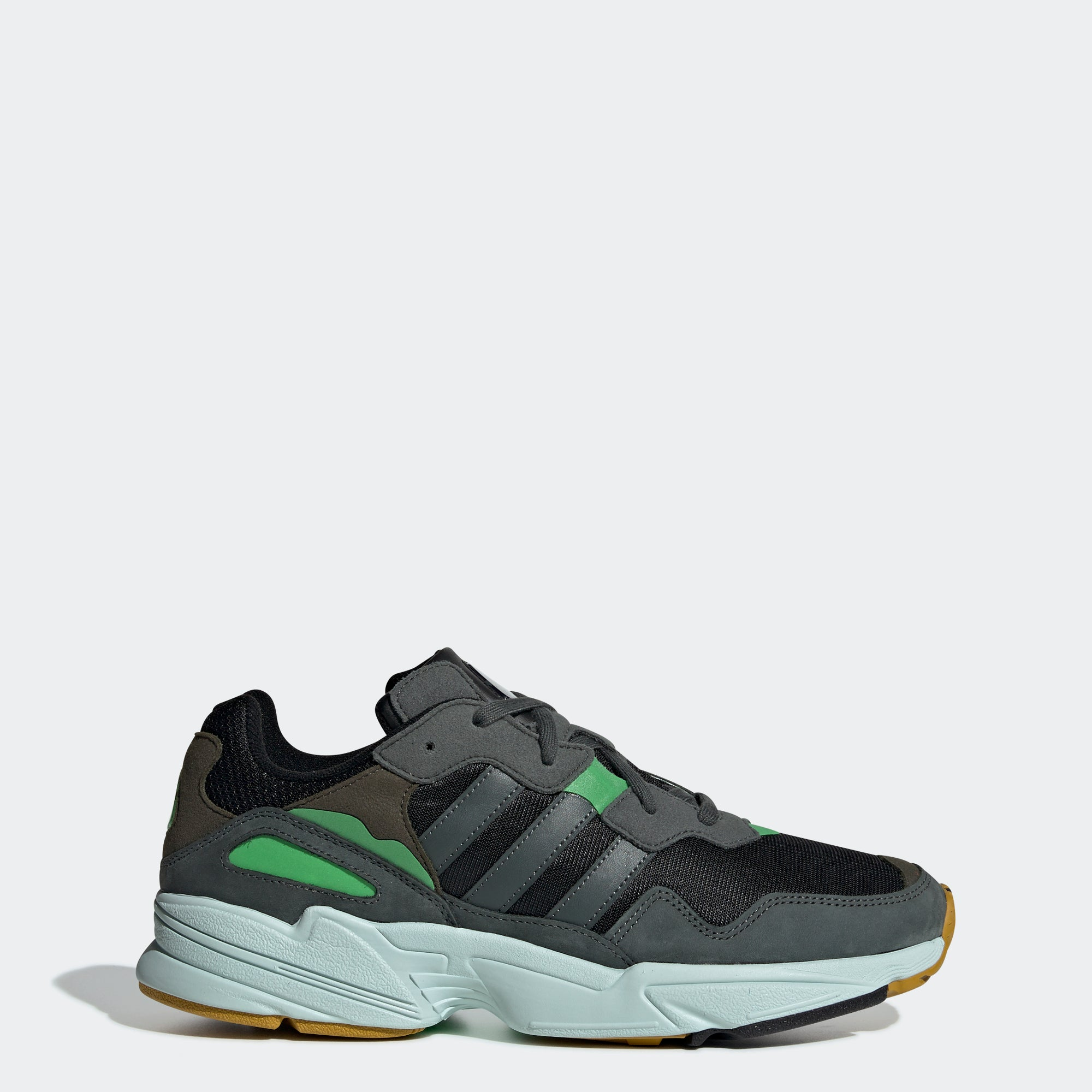 eec584793 adidas Yung-96 Shoes Legend Ivy F35018