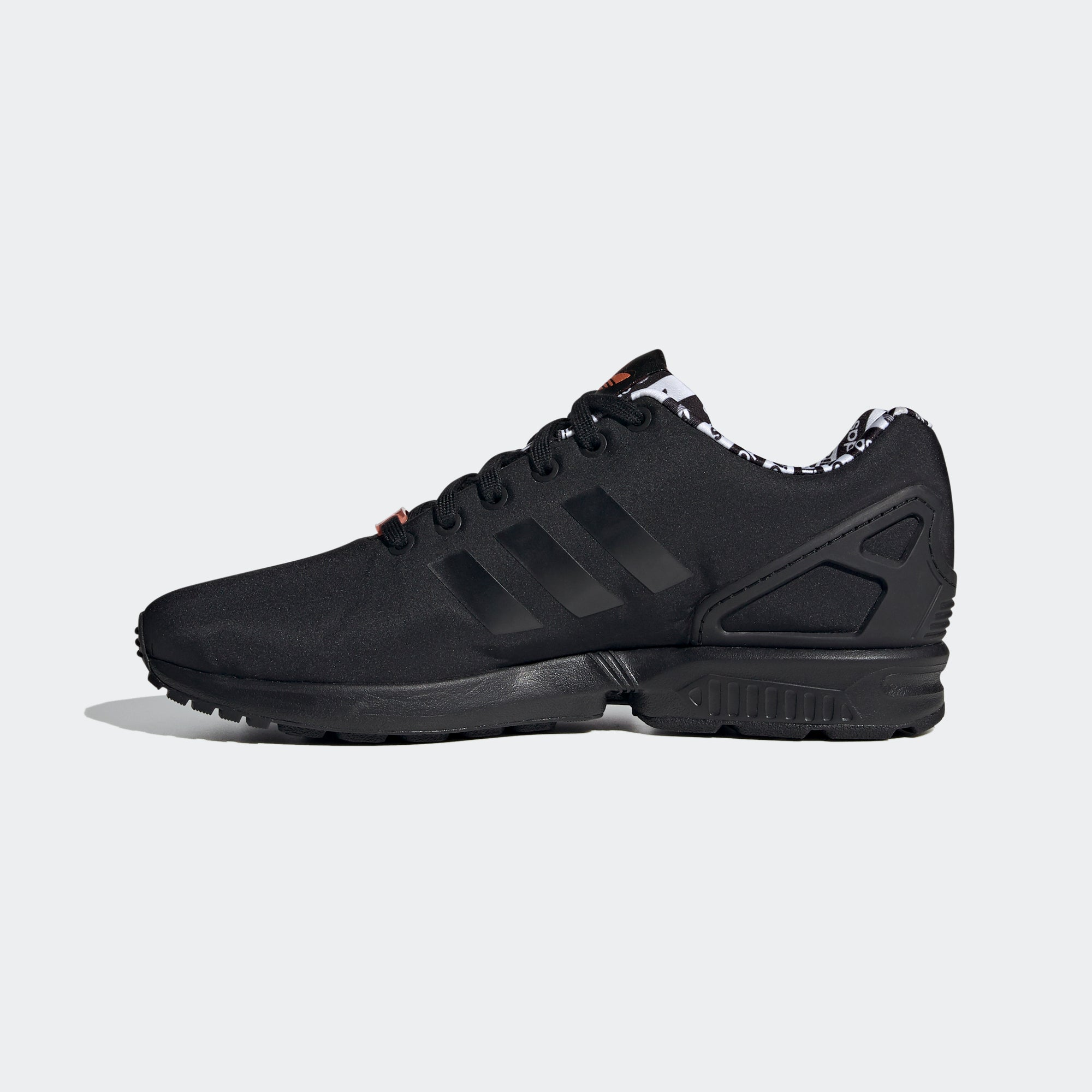 adidas ZX Flux Shoes Black   Chicago