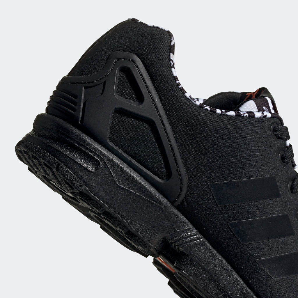 Men's adidas Originals ZX Flux Shoes Black