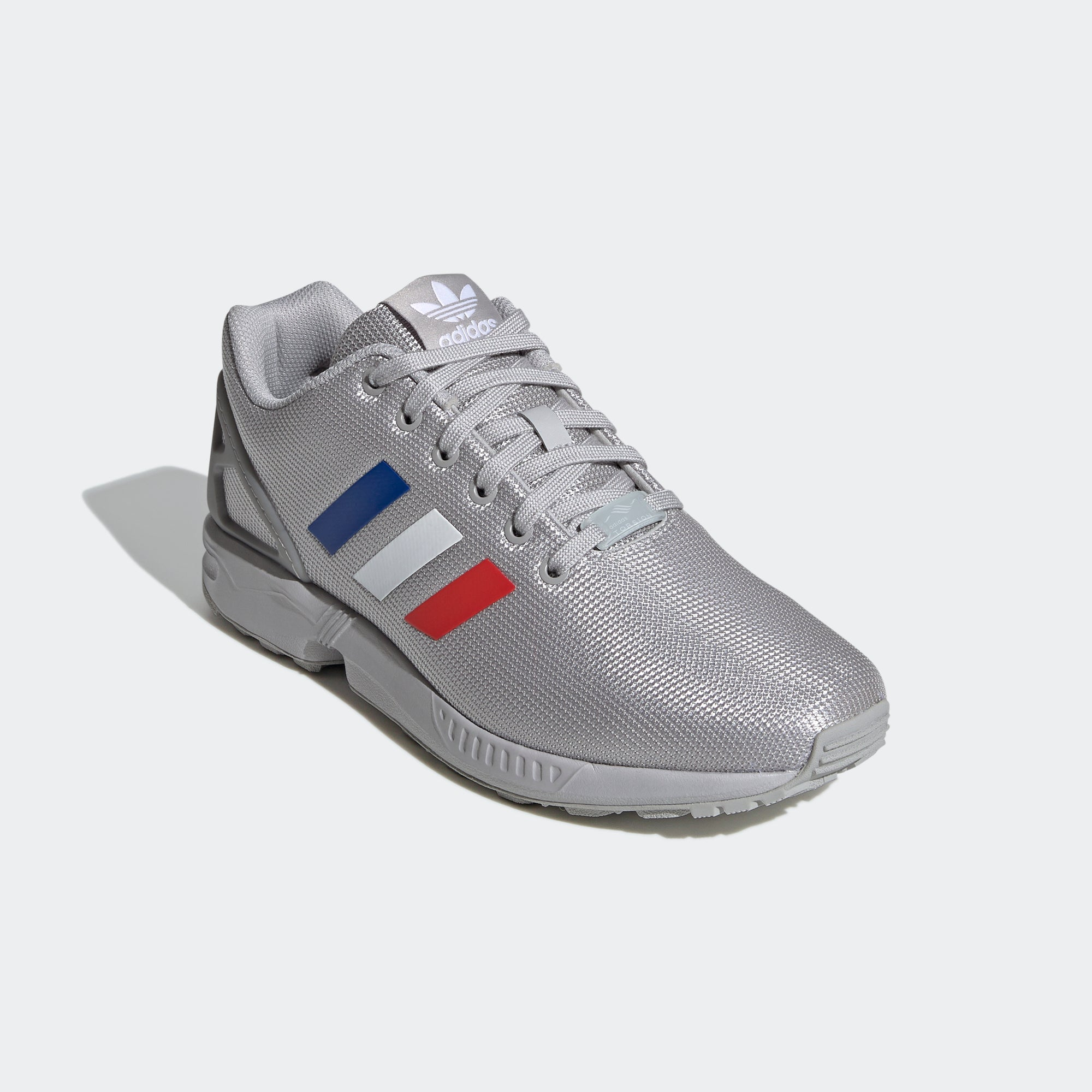 adidas ZX Flux Shoes Grey | Chicago City Sports