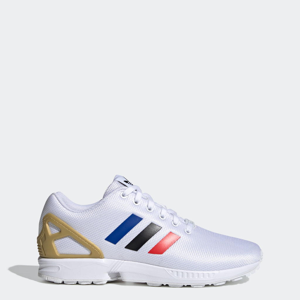 Men's adidas Originals ZX Flux Shoes White