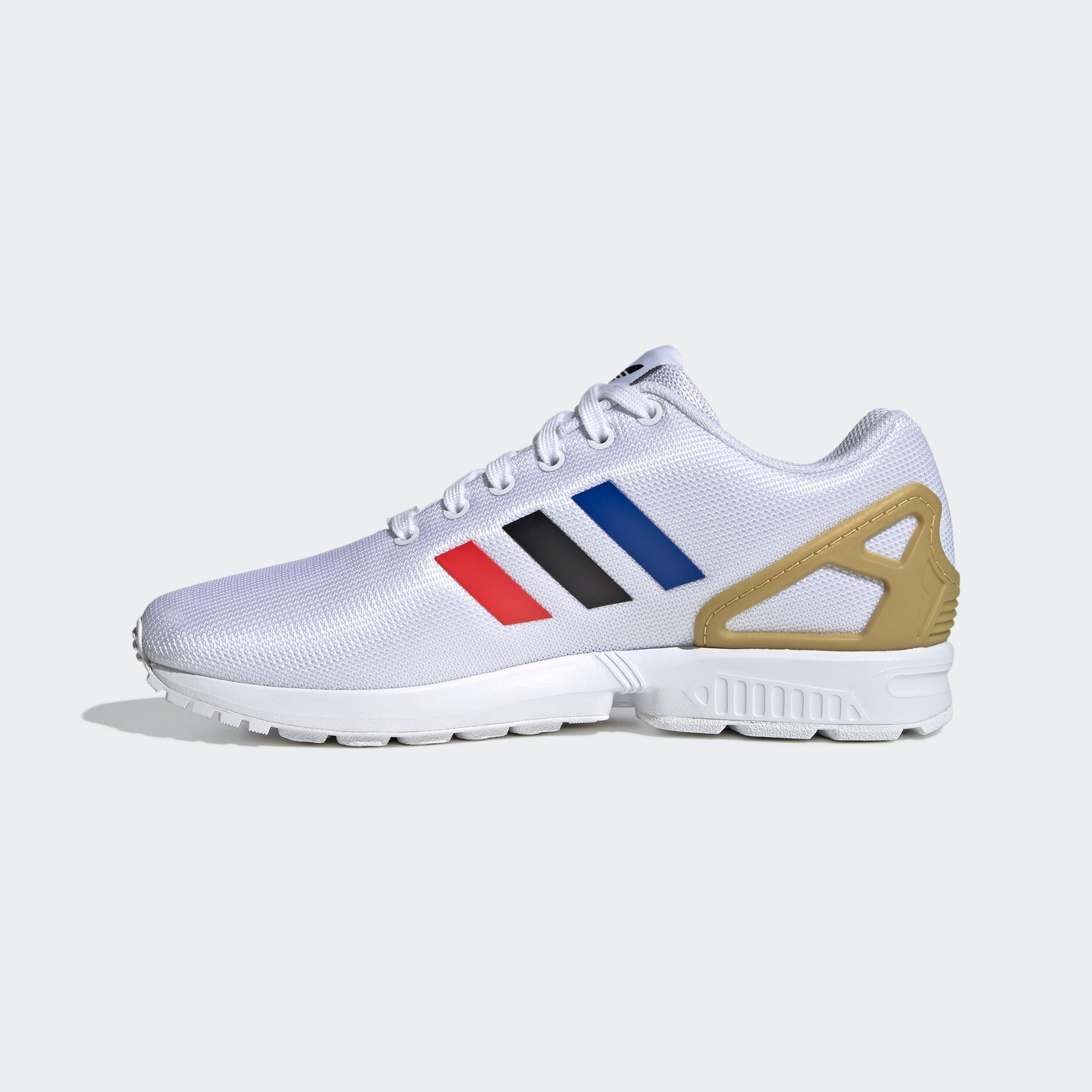 adidas ZX Flux Shoes White   Chicago City Sports