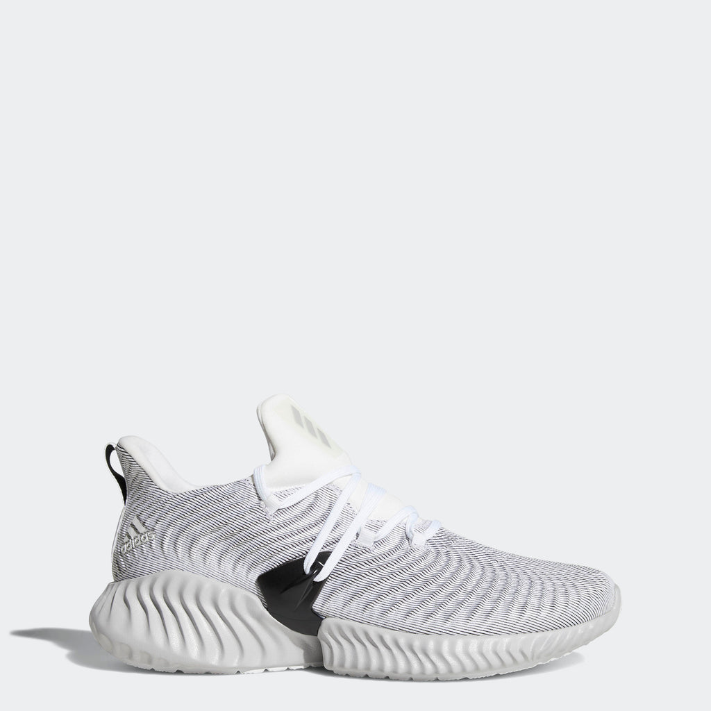 Men's adidas Running Alphabounce Instinct Shoes Cloud White