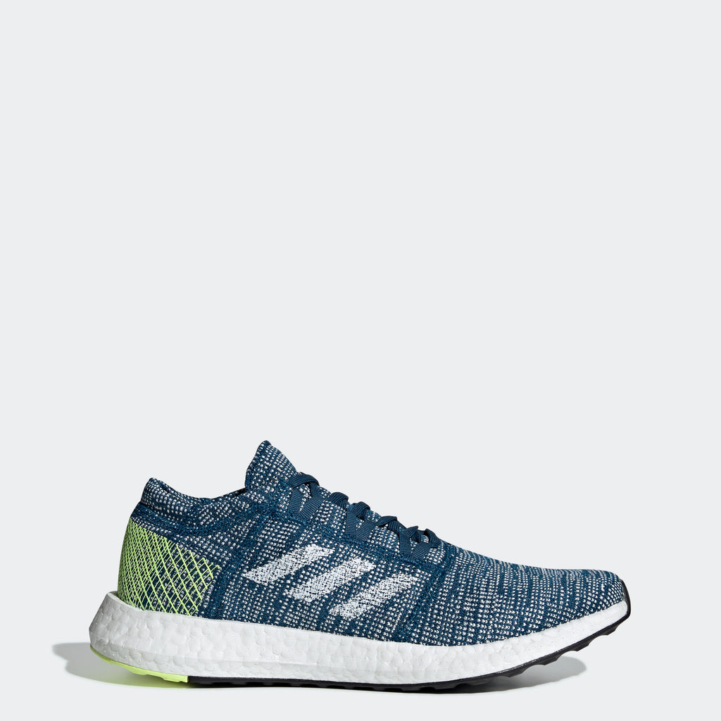 Men's adidas Running Pureboost Go Shoes Legend Marine