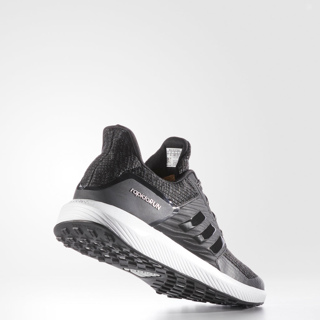 Kid's adidas Running RapidaRun Lux Shoes Black
