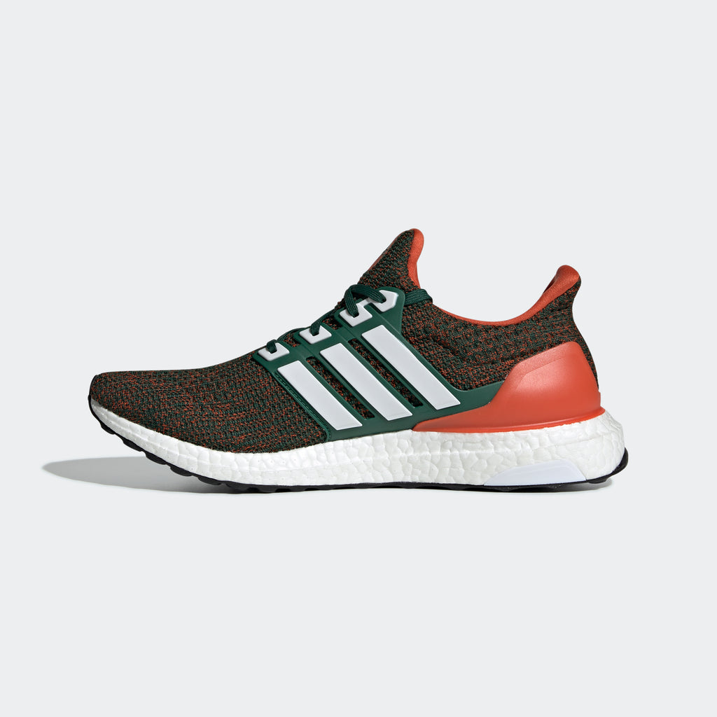 Men's adidas Running Ultraboost Shoes Dark Green