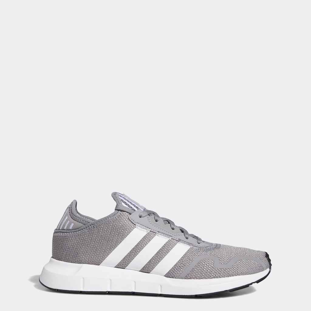 Men's adidas Originals Swift Run X Shoes Grey 3