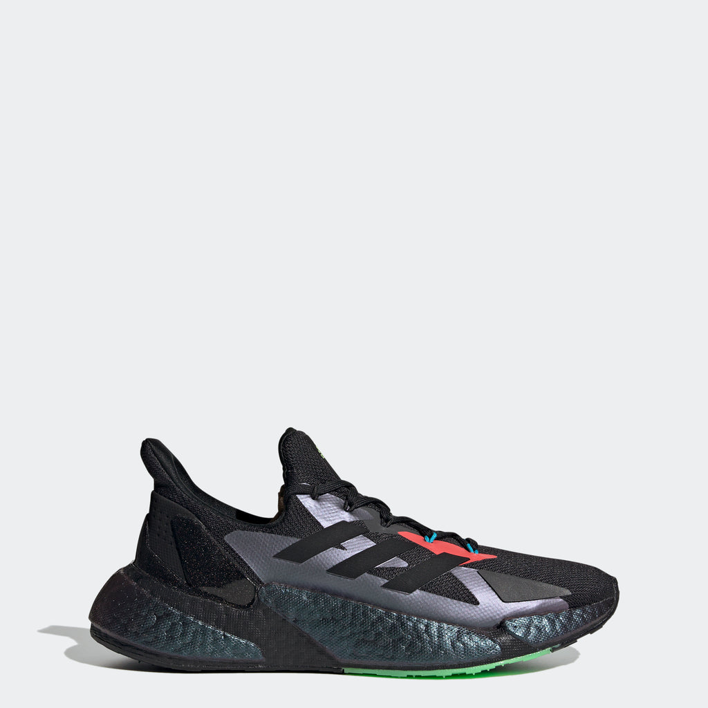 Men's adidas Running X9000L4 Shoes Black FW4910 | Chicago City Sports | side view