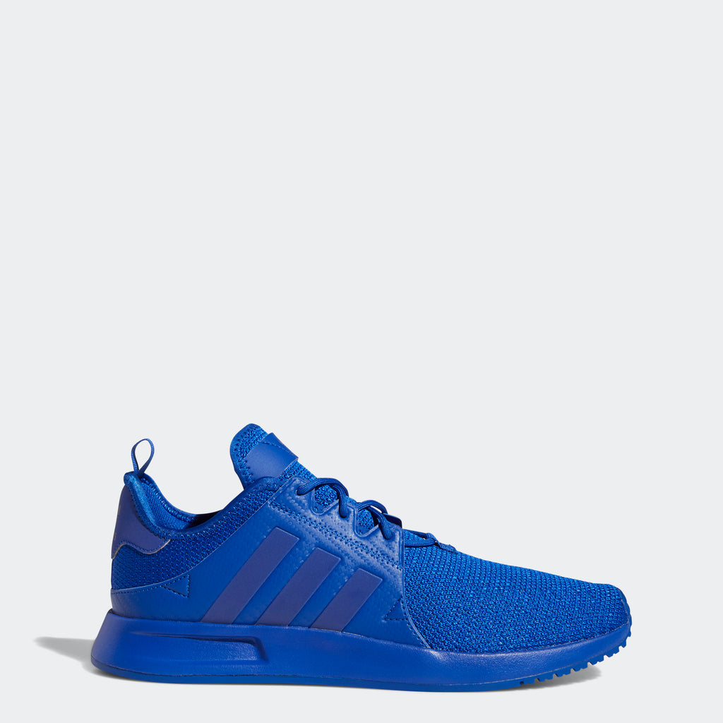 Men's adidas X_PLR Shoes Royal Blue FY9056 | Chicago City Sports | side view