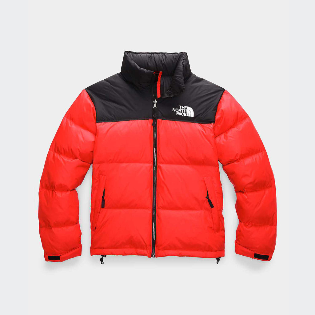 Men's The North Face 1996 Retro Nuptse Jacket Flare Orange