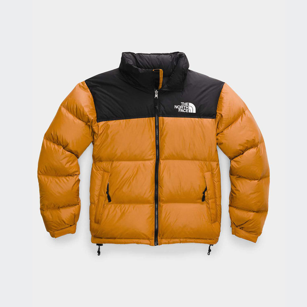 Men's The North Face 1996 Retro Nuptse Jacket Timber Tan