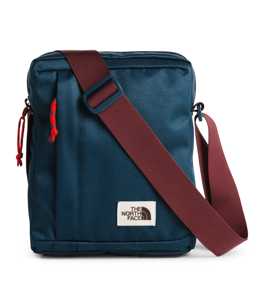 The North Face Cross Body Blue Wing Teal