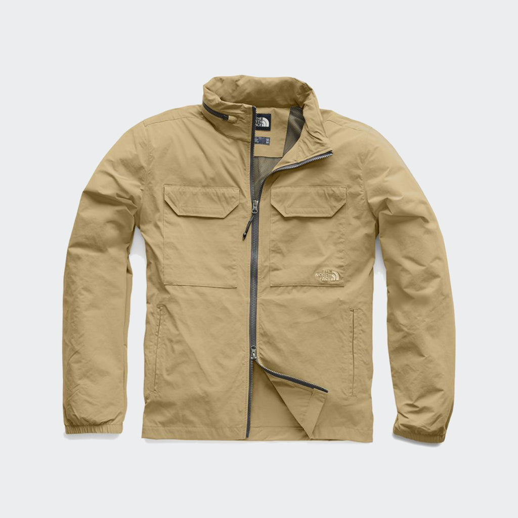 Men's The North Face Temescal Travel Jacket Kelp Tan