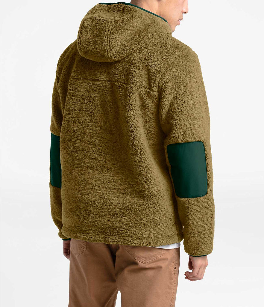 Men's The North Face Campshire Pullover Hoodie British Khaki
