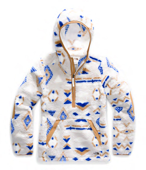 Women's The North Face Campshire Pullover Hoodie 2.0 Blue California