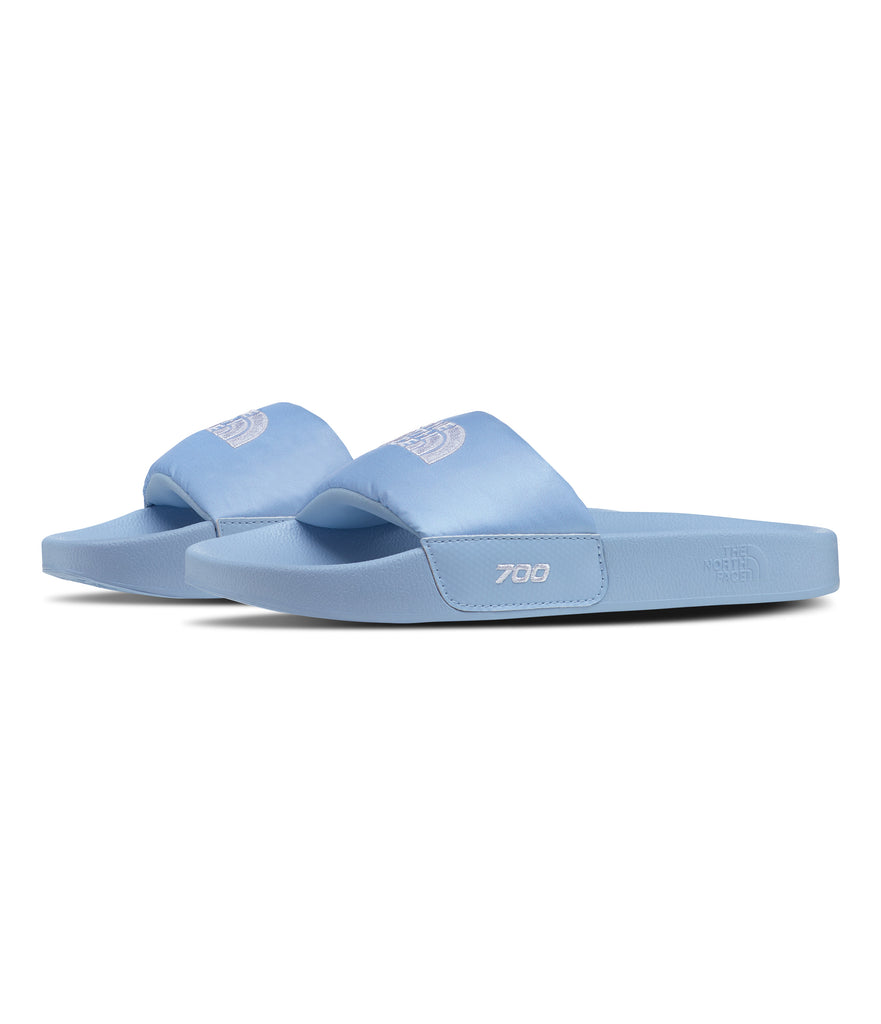 Women's The North Face Nuptse Slide Blue
