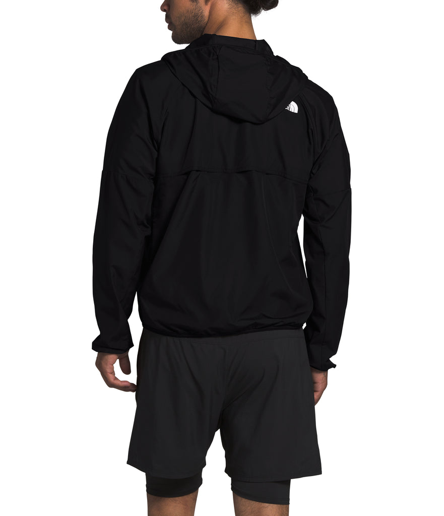 Men's The North Face Flyweight Hoodie Black