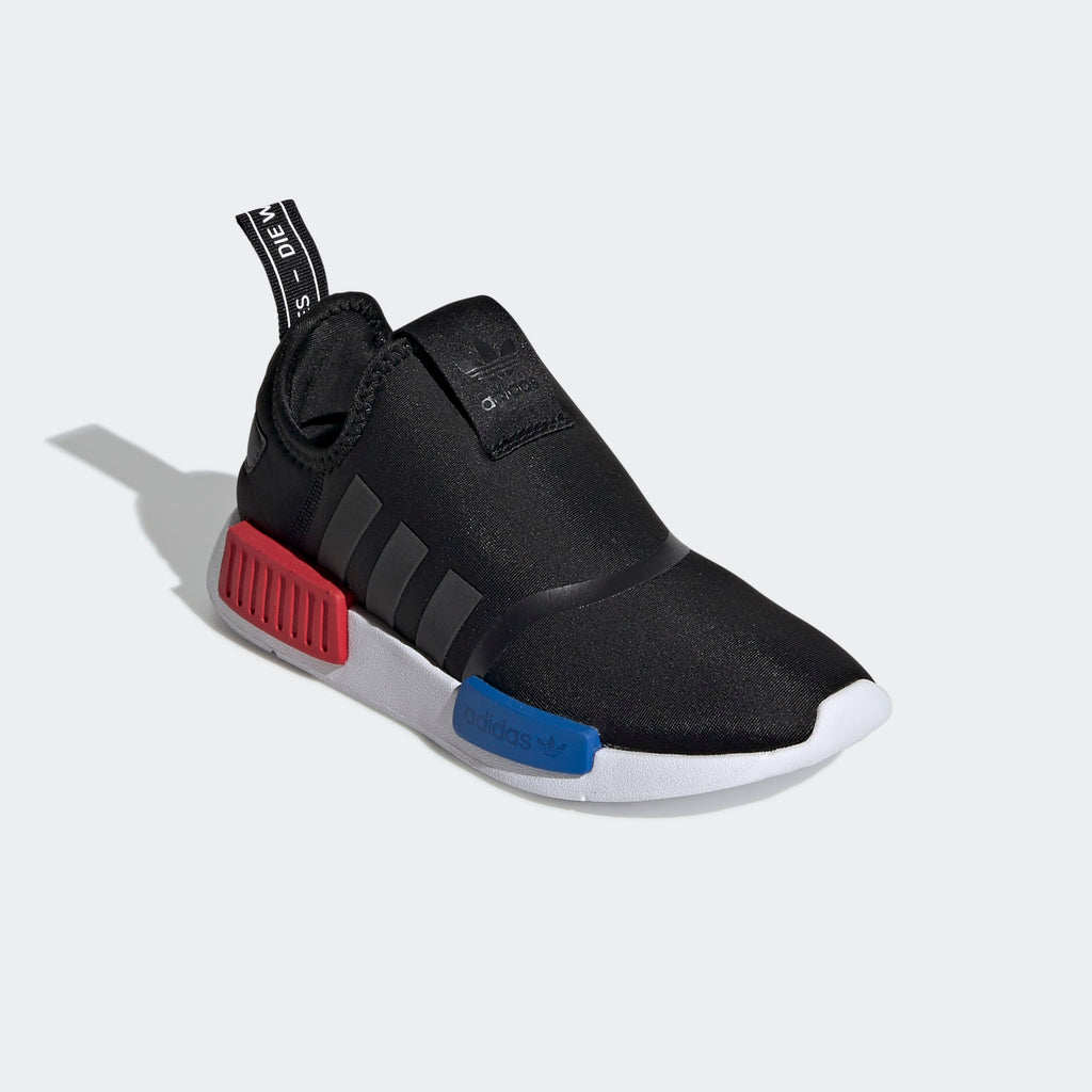 Kid's adidas Originals NMD 360 Shoes Black