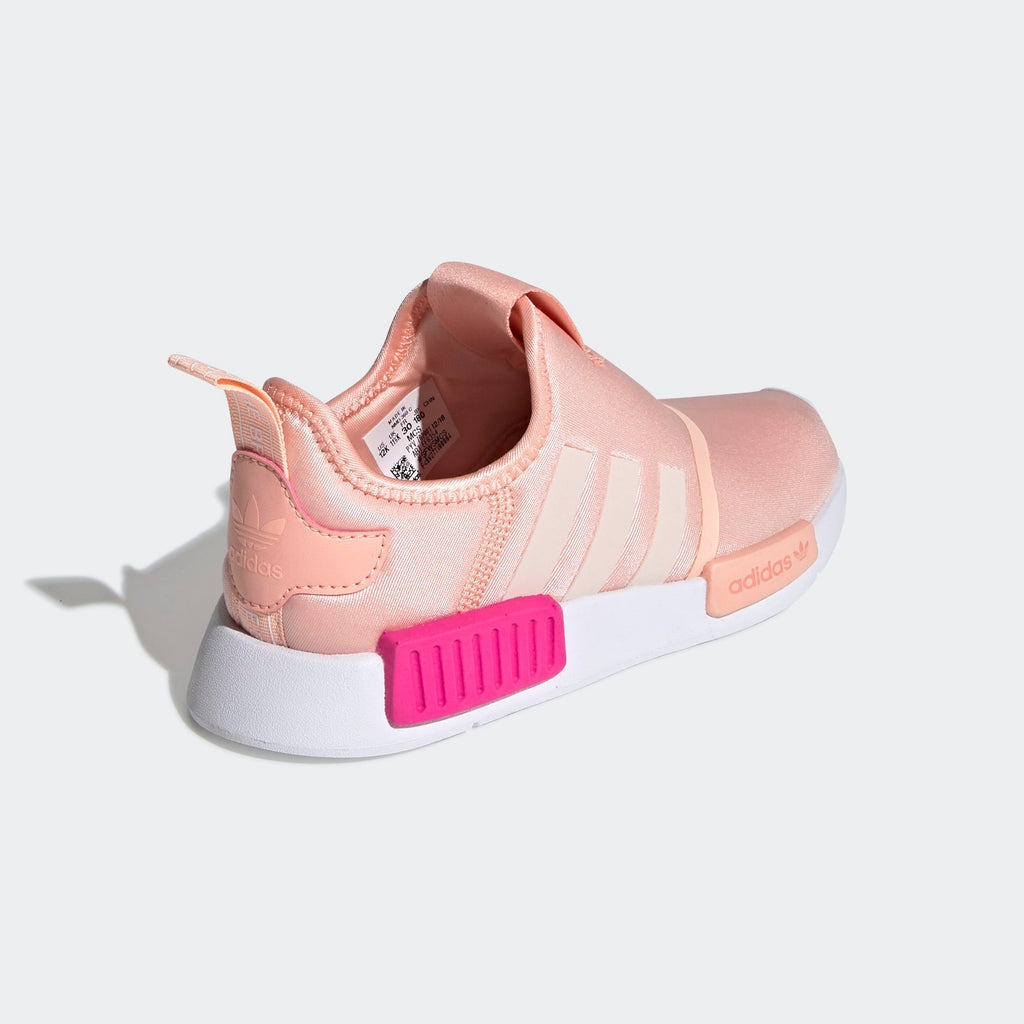 Kid's adidas Originals NMD 360 Shoes Glow Pink