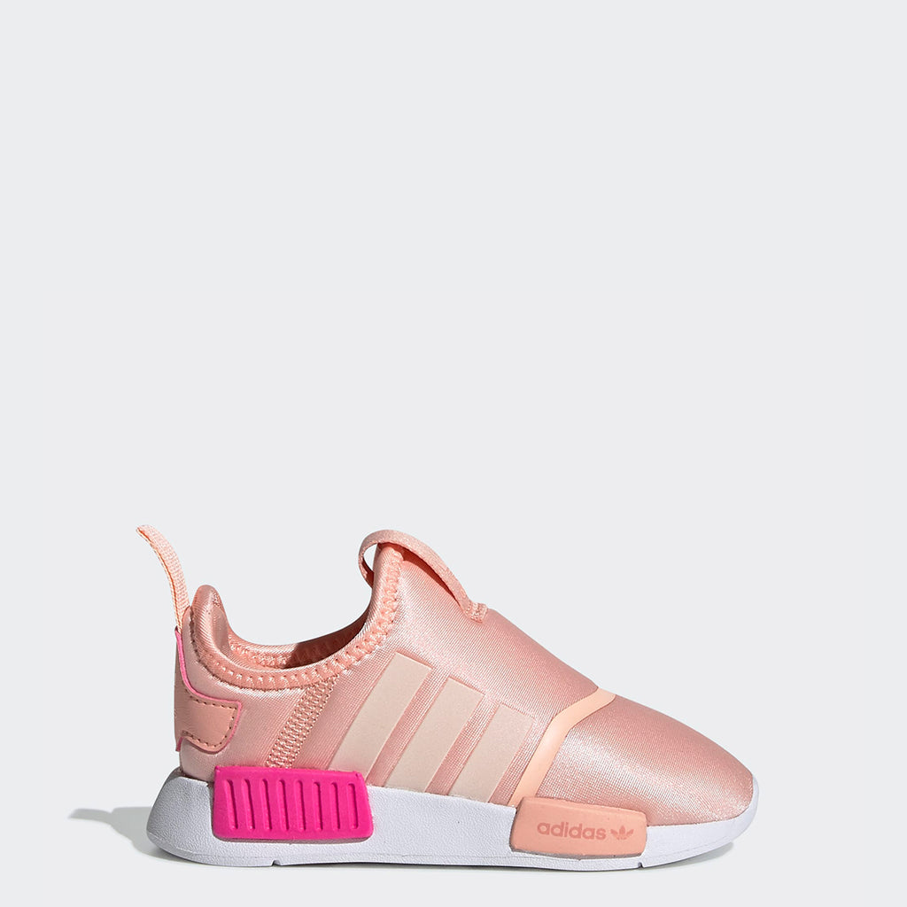 Toddler's adidas Originals NMD 360 Shoes Glow Pink