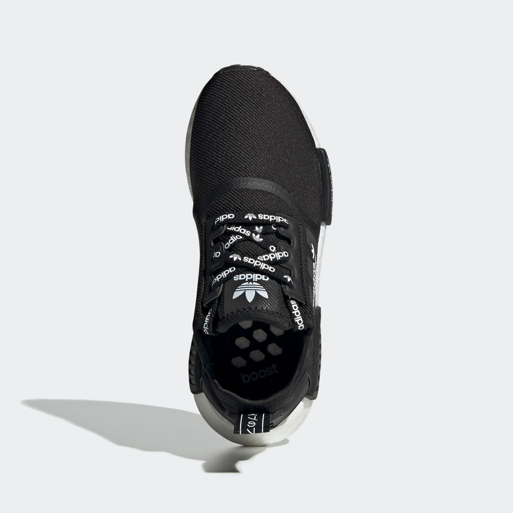 Kid's adidas Originals NMD_R1 Shoes Black