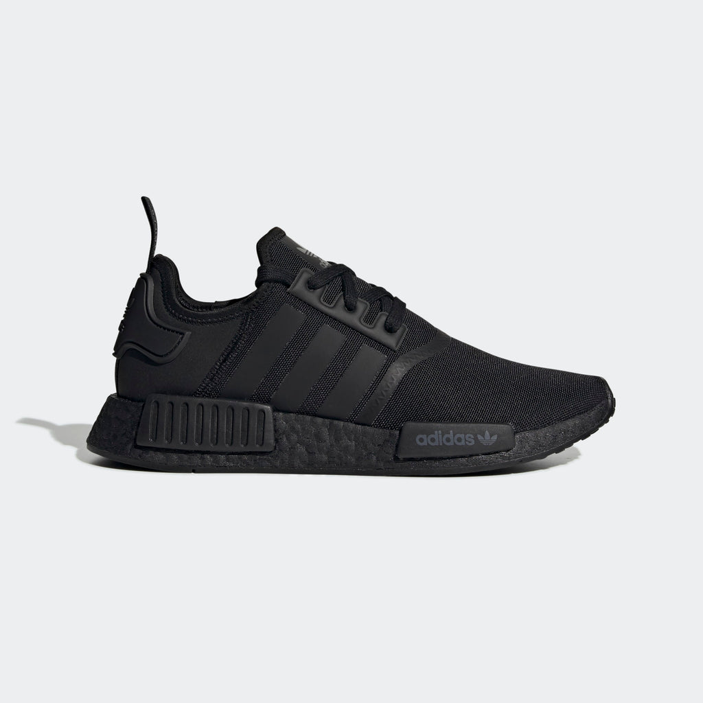 Men's adidas Originals NMD_R1 Shoes Triple Black