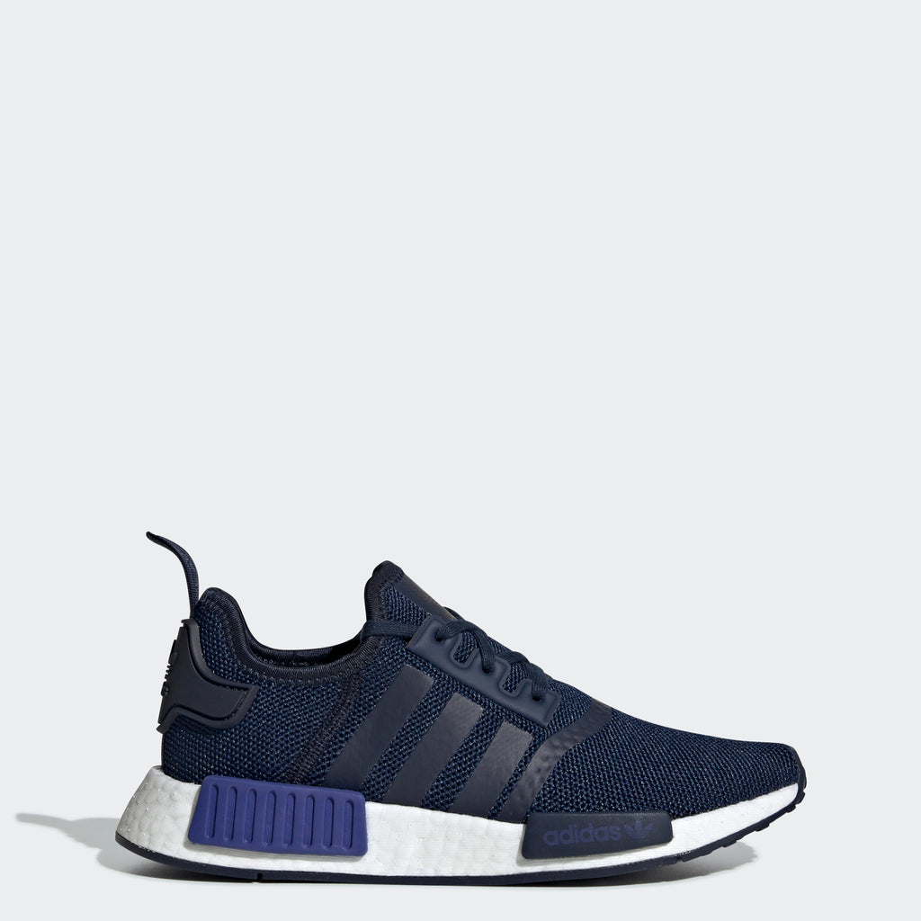 Kid's adidas Originals NMD_R1 Shoes Collegiate Navy
