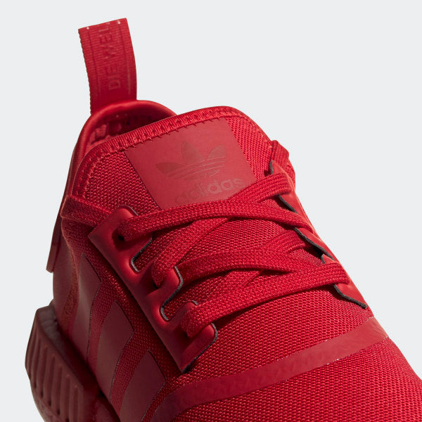 Adidas Nmd R1 Shoes Triple Scarlet Chicago City Sports