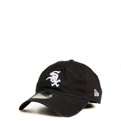 bea7a6ce10 Men s New Era Chicago White Sox 9TWENTY Cap Black