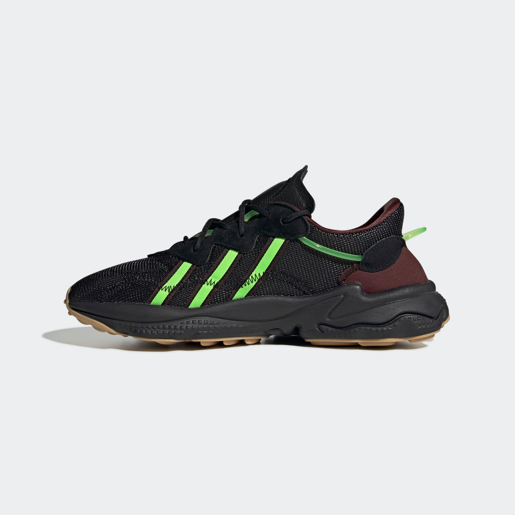Men's adidas Originals Pusha T Ozweego Black