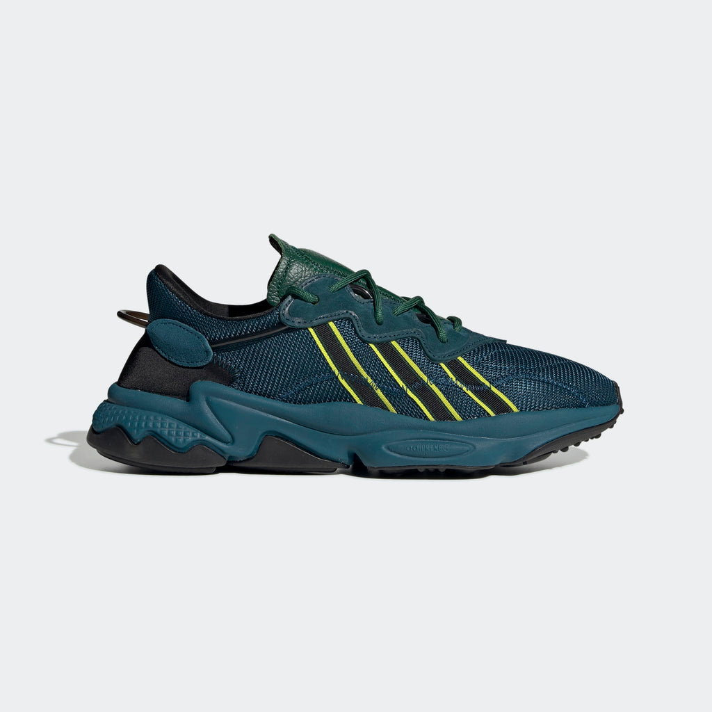 Men's adidas Originals Pusha T Ozweego Tech Mineral