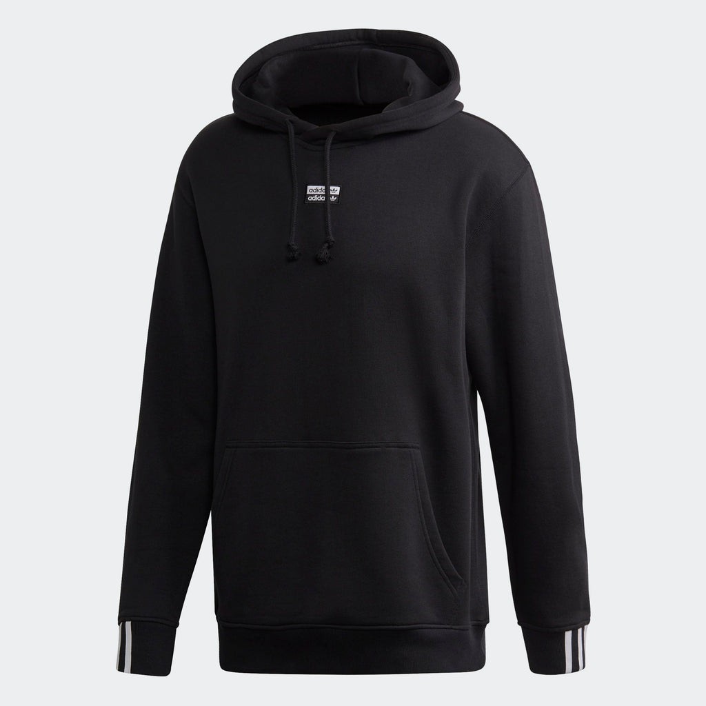 Men's adidas Originals R.Y.V. Black Hoodie
