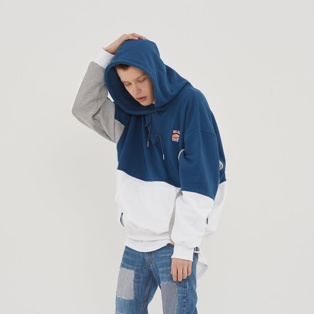 Unisex Romantic Crown 10th All Day Hoodie Blue