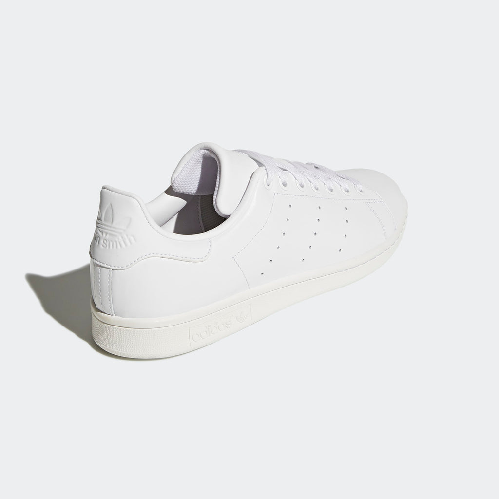 Men's adidas Originals Stan Smith Shoes Triple Cloud White