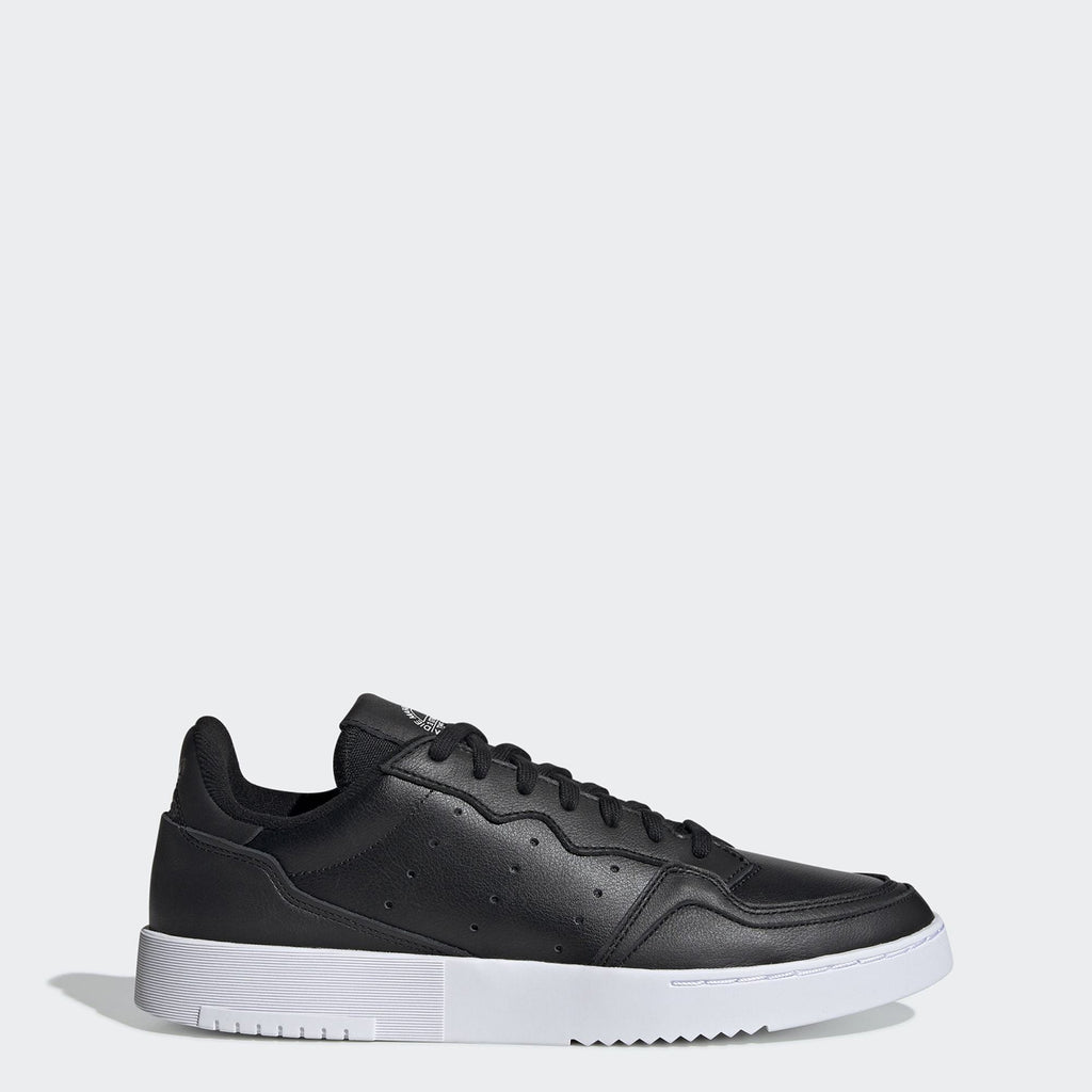 Men's adidas Originals Supercourt Shoes Black