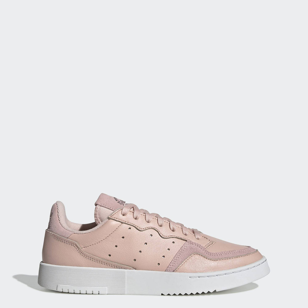 Women's adidas Originals Supercourt Shoes Vapour Pink